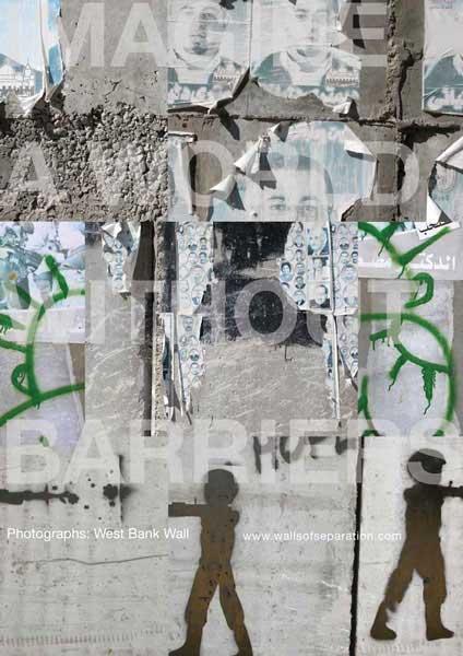 Plakat-Walls